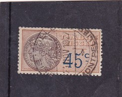 T.F.S.U N°14 - Revenue Stamps