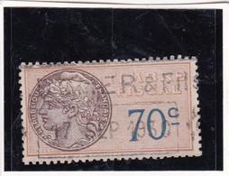 T.F.S.U N°17 - Revenue Stamps
