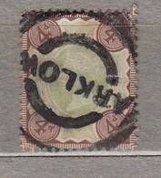 GREAT BRITAIN 1887 Used (o) Mi 91 #24418 - Used Stamps