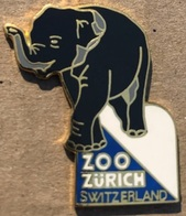 ELEPHANT - ELEFANT - ZOO ZURICH - SUISSE - SCHWEIZ - SWITZERLAND - ELEPHANTEAU - (21) - Animaux