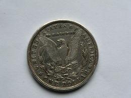 Monnaie Des états-unis -1 Dollar Atelier De Denver 1921 Argent - Émissions Fédérales
