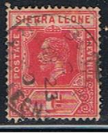 (SIER 2) SIERRA LEONE // Y&T 90 // 1912 - Sierra Leone (...-1960)