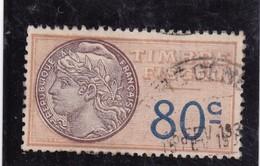 T.F.S.U N°20 - Revenue Stamps