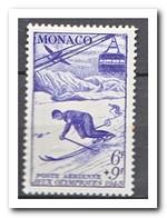 Monaxo 1948, Postfris MNH, Olympic Winter Games - Monaco