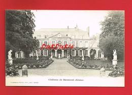 02 Aisne  Château De BOSMONT - Other Municipalities