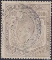 Ceylon     .   SG  .   321   ( 2 Scans )       .    O   .      Cancelled    .   /    .    Gebruikt - Ceylon (...-1947)