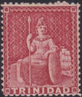 Trinidad     .   SG  .     46      .    *   .      Mint-hinged    .   /    .    Ongebruikt - Trinidad & Tobago (...-1961)