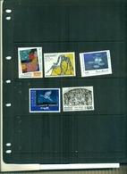 FRANCE ART G.CHAISSAC -MONET-MAGRITTE-GIACOMETTI SEPULCRE ST.MIHIEL 5 VAL NEUFS A PARTIR DE 1 EURO - Neufs