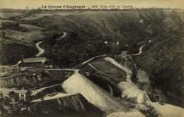 23 EVAUX-LES-BAINS / MINES D'OR DU CHATELET / A 386 - Evaux Les Bains