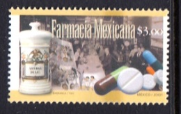 1.- MEXICO 2001 MEXICAN PHARMACY - Apotheek