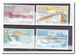 Italië 1956, Postfris MNH, Olympic Winter Games - 1946-.. Republiek