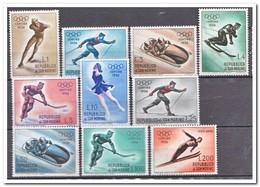 San Marino 1955, Postfris MNH, Olympic Winter Games - San Marino