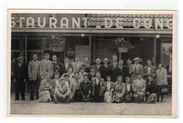 Temse? Restaurant - DE CONGO?  Fotokaart Uit Album Van Temse - Cartes Postales