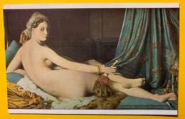 8152 - Ingres L'Odalisque Musée Du Louvre - Peintures & Tableaux