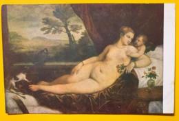 8153 - Le Titien Venus - Peintures & Tableaux