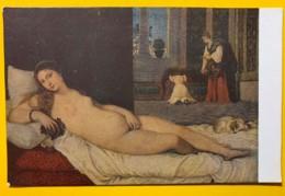8155 - Le Titien Vénus Du Petit Chien - Peintures & Tableaux
