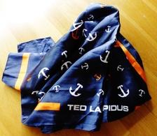 "FOULARD TED LAPIDUS VINTAGE "" ANCRES "" - Scarves"