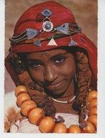 AFRIQUE - MAROC - Jeune Berbère Au Collier D'ambre - Maroc