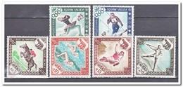 Monaco 1960, Postfris MNH, Olympic Summer And Winter Games - Ongebruikt