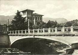Rovereto (Trento) Ponte Sul Torrente Leno - Trento