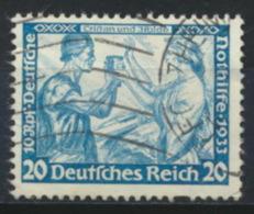 Deutsches Reich 505B O - Deutschland