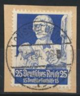 Deutsches Reich 563 O Briefstück - Deutschland