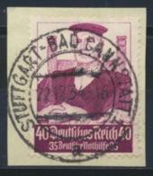 Deutsches Reich 564 O Briefstück - Deutschland