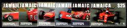 Jamaica 2000 Enzo Ferrari Unmounted Mint. - Jamaica (1962-...)