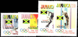 Jamaica 2000 Olympics Unmounted Mint. - Jamaica (1962-...)