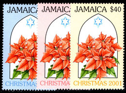 Jamaica 2001 Christmas Unmounted Mint. - Jamaica (1962-...)