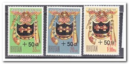 Bhutan 1964, Postfris MNH, Olympic Winter Games - Bhutan