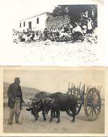 1914/30 - ALBANIEN , 2 Stk. Gute Zustand, 2 Scan - Albanie