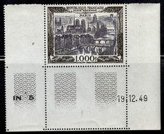 France Poste Aérienne YT N° 29 Neuf ** MNH. TB. A Saisir! - 1927-1959 Neufs
