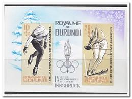 Burundi 1964, Postfris MNH, Olympic Winter Games - Burundi