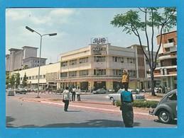KINSHASA,HOTEL REGINA,BLVD 30 JUIN. - Kinshasa - Leopoldville (Leopoldstadt)