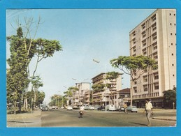 LEOPOLDVILLE,BLVD. DU 30 JUIN. - Kinshasa - Leopoldville (Leopoldstadt)