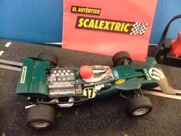 Scalextric Exin Tyrrell Ford 17Jackie Stewart Verde Ref. C 48 - Circuitos Automóviles