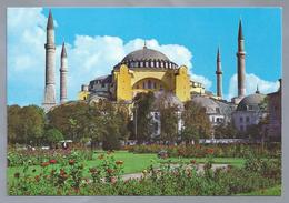 TR.- ISTANBUL TURKIYE. Ayasofya. St. Sophia Museum. Musee De St. Sophie. Hagia Sophia Museum.. - Turkije