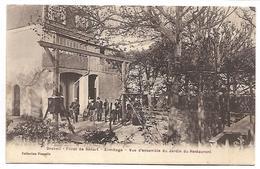 DRAVEIL - Forêt De SENART - Ermitage - Vue D'ensemble Du Jardin Du Restaurant - Draveil