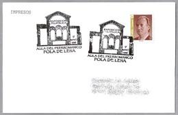 AULA DEL PRERROMANICO - Pre-romanesque Art - Pola De Lena, Asturias, 1996 - Iglesias Y Catedrales