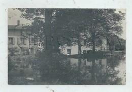 La Bazoche-Gouet (28): Photo Projet CP PF Le Moulin De Rousselin Des Linières En 1950 RARE. - Autres Communes