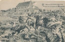 CPA - Belgique - Thèmes - Militaria - Bataille De Haelen - Echec De La Cavalerie Allemande - Guerre 1914-18