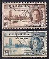 Bermuda 1946 - Victory - Bermudas
