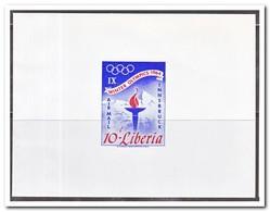 Liberia 1963, Postfris MNH, Olympic Winter Games - Liberia