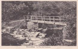 119 Daverdisse Le Pont Des Cochettes - Daverdisse