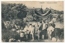 2 CPA - CEYRESTE (B Du R) - Procession à La Chilière - Id Petits Pages (2ème Choix, Défauts) - Autres Communes