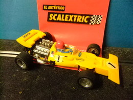 Scalextric Exin Tyrrell Ford 1 Niki Lauda Ref. C - 48 - Circuitos Automóviles