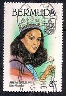 Bermuda 1980 - Miss World 1979-80 Commemoration - Bermudas