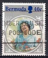 Bermuda 1985 - Life And Times Of Queen Elizabeth The Queen Mother - Bermudas