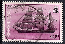 Bermuda 1986 - Ship - Ships Wrecked On Bermuda - Bermudas
